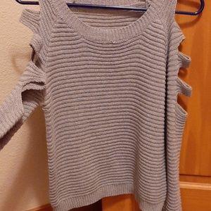 Sweaters - Sweater, grey.